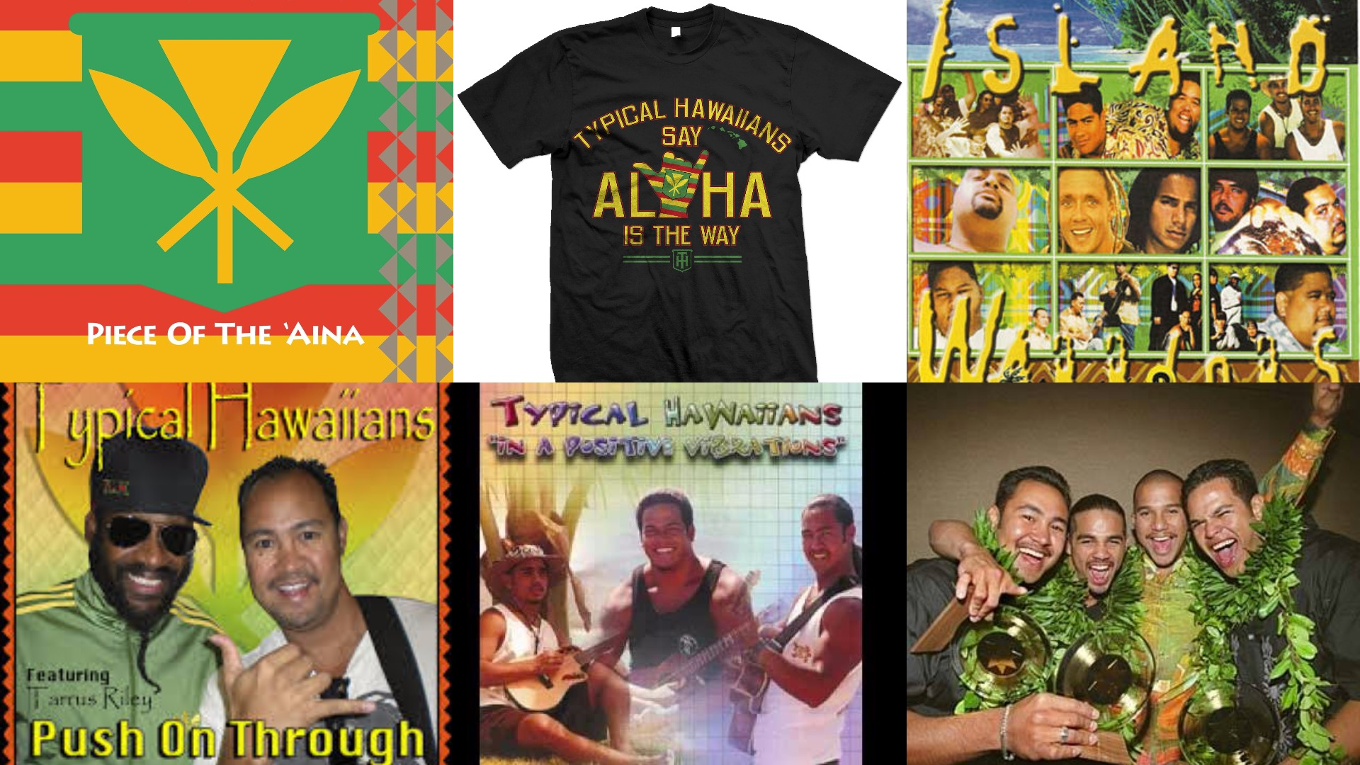 Typical Hawaiians Music